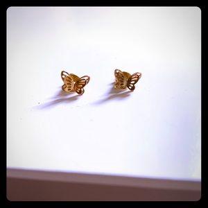 ❤️ 3/$20❤️ Butterfly earrings